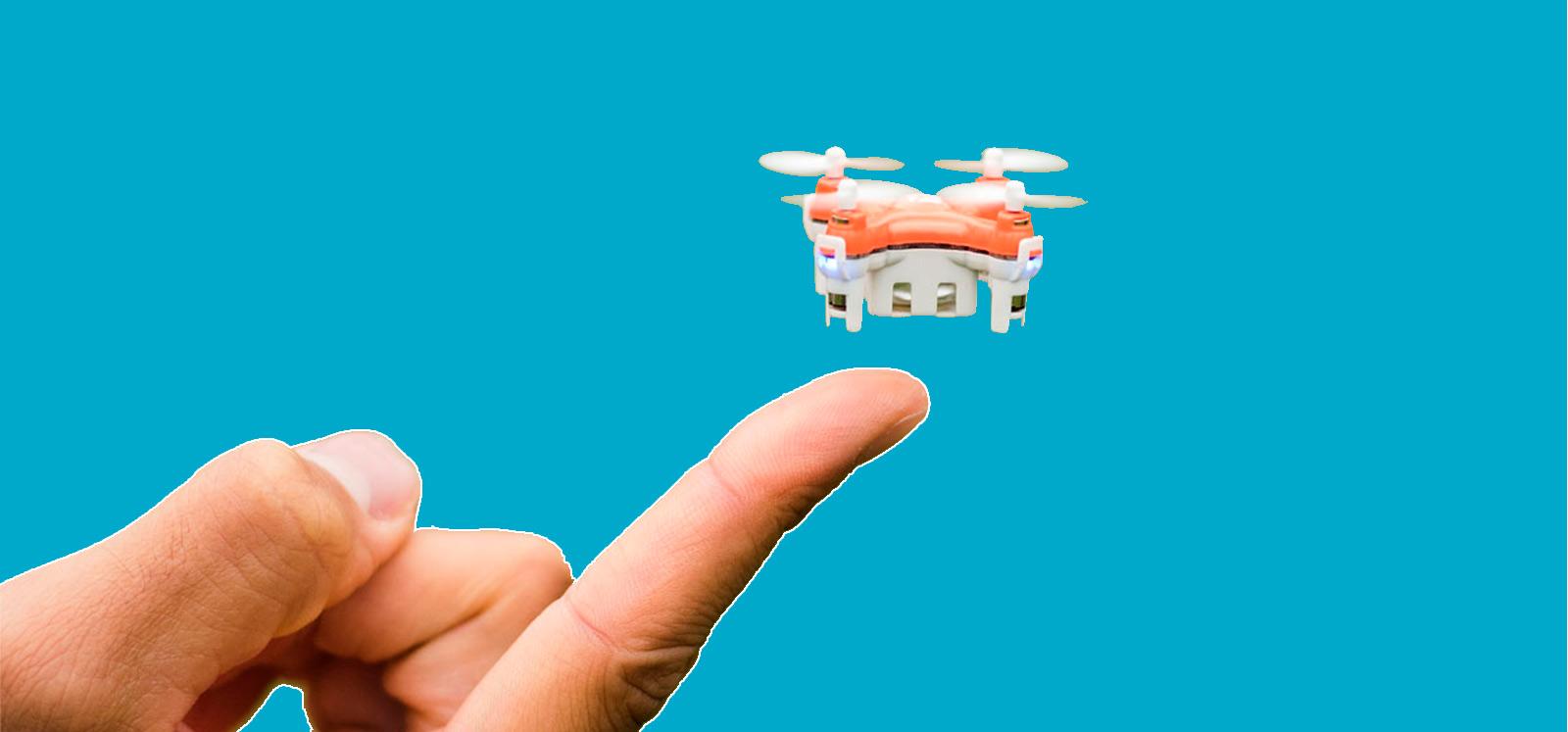 mini drones de iniciación