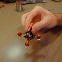 reparar motor de mini dron
