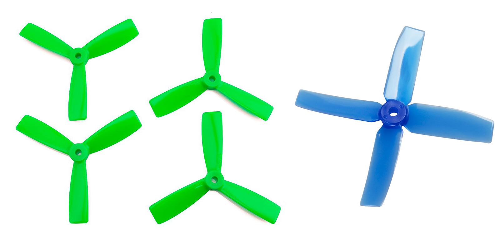 helices-3-y-4-palas