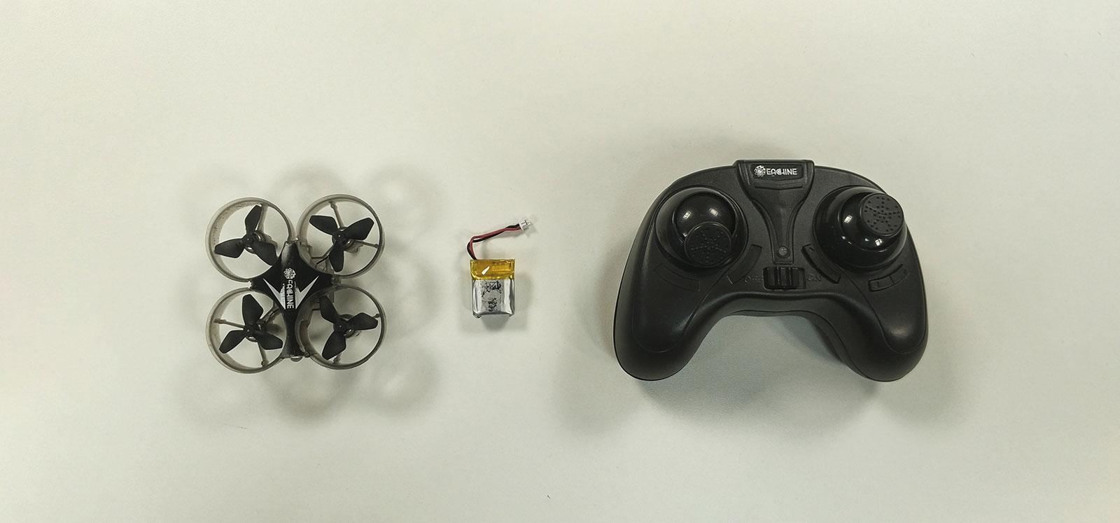 dron para niños de 8 años