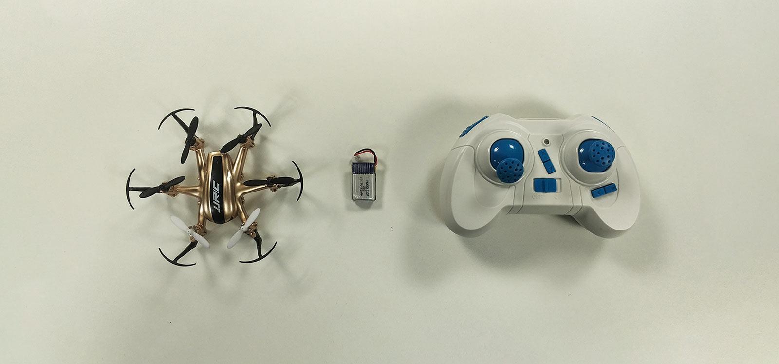 dron para niños de 10 años jjrc h20