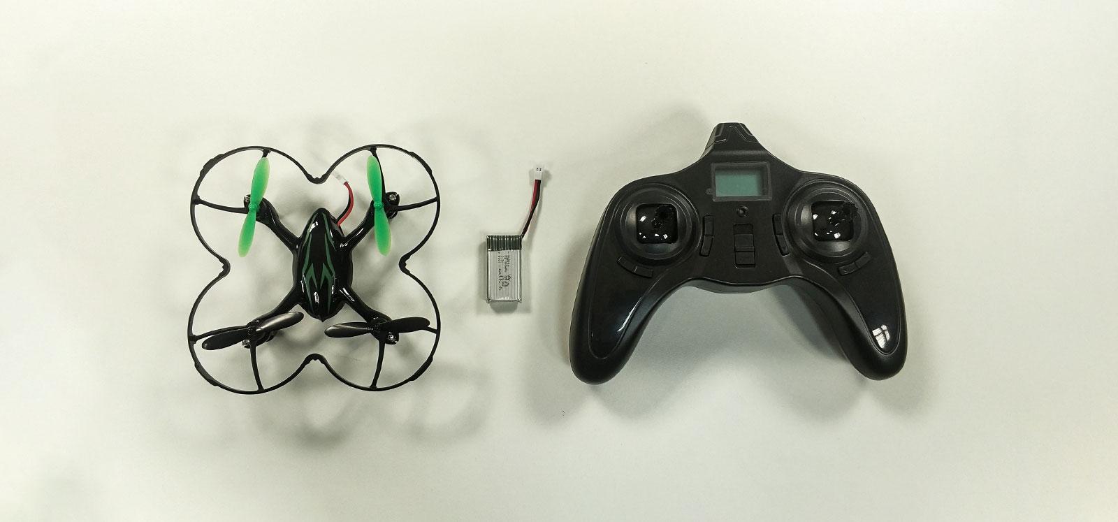 drones para niños de 12 años hubsan x4