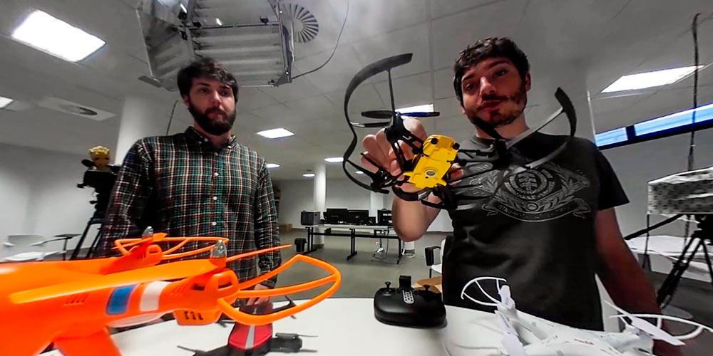 tipos de dron drones baratos con camara