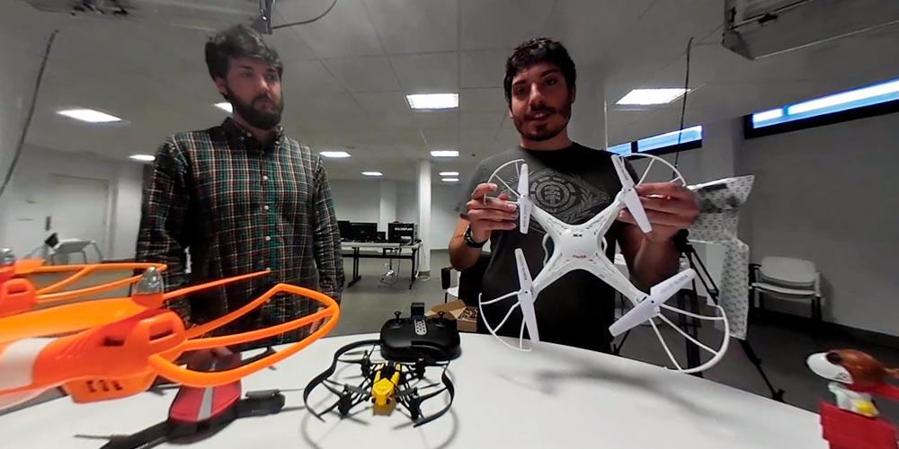 tipos de drones dron barato